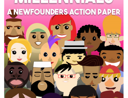 How to Engage Millennials – A NewFounders Action Paper