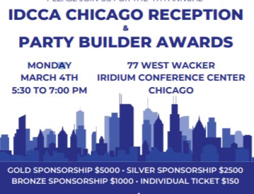 IDCCA Announces 2019 Party Builder Award Recipients