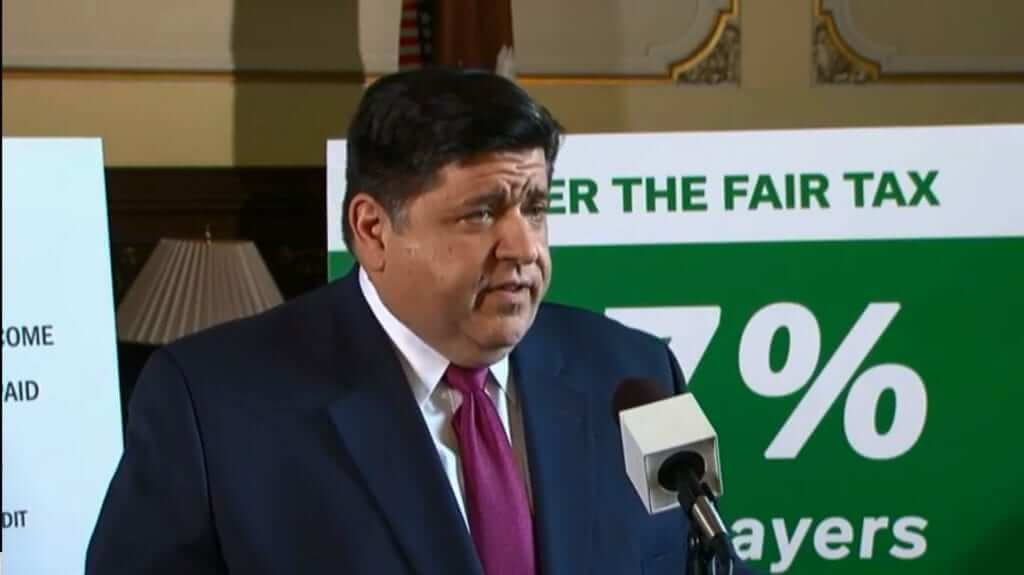 Ready to THINK BIG ILLINOIS? Governor Pritzker & Democrats Are