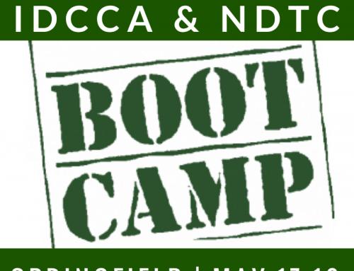IDCCA BOOT CAMP: WHERE 2020 VICTORIES BEGIN