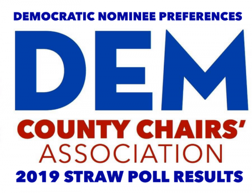 IDCCA ONLINE STRAW POLL RESULTS PUT SANDERS ON TOP