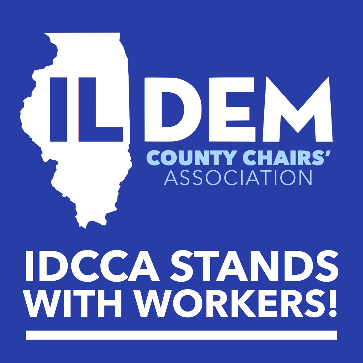 IDCCA RESOLUTION PUTS PRIORITY ON UNION LABOR