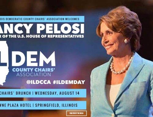 IDCCA Announces Special Guest U.S. House Speaker Nancy Pelosi For 2019 Chairs' Brunch