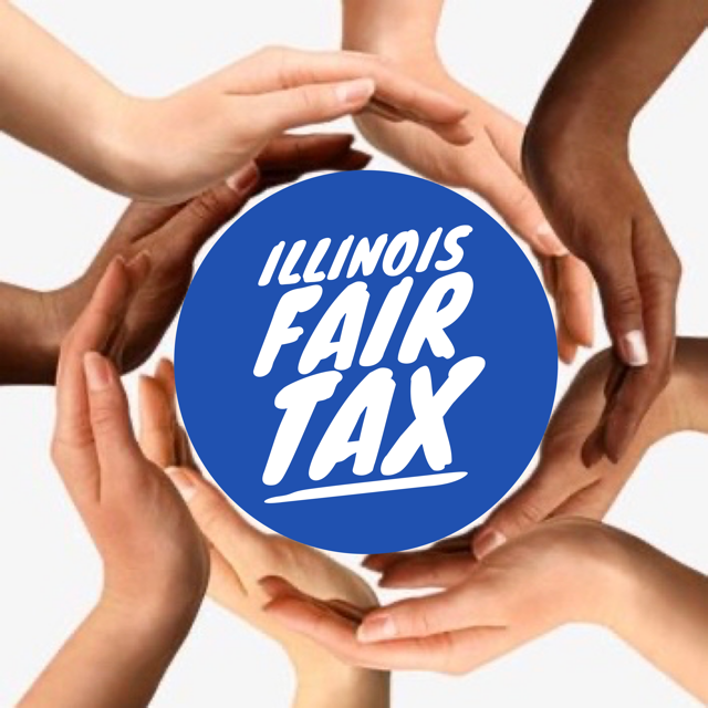 DEM CHAIRS READY TO CAMPAIGN for an ILLINOIS FAIR TAX