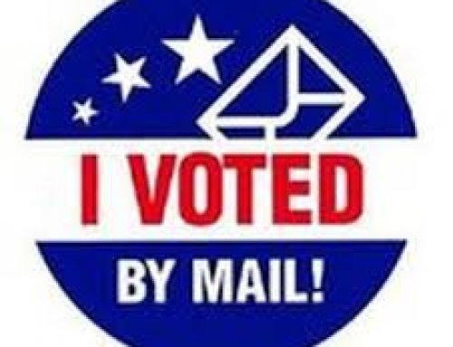 """Questionable """"Remote Vote"""" Applications Arriving in Mailboxes"""