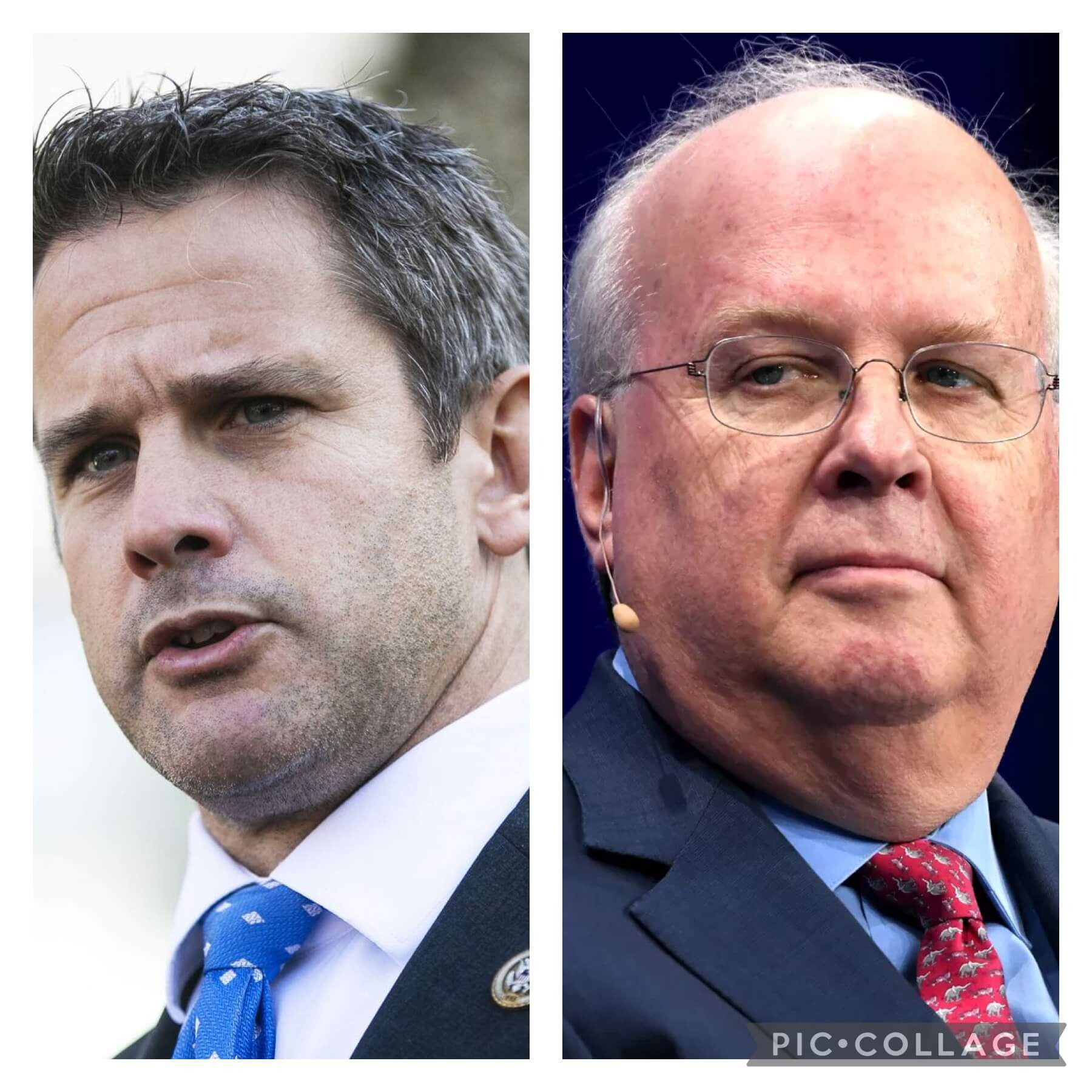 Statement on Karl Rove Supporting Adam Kinzinger