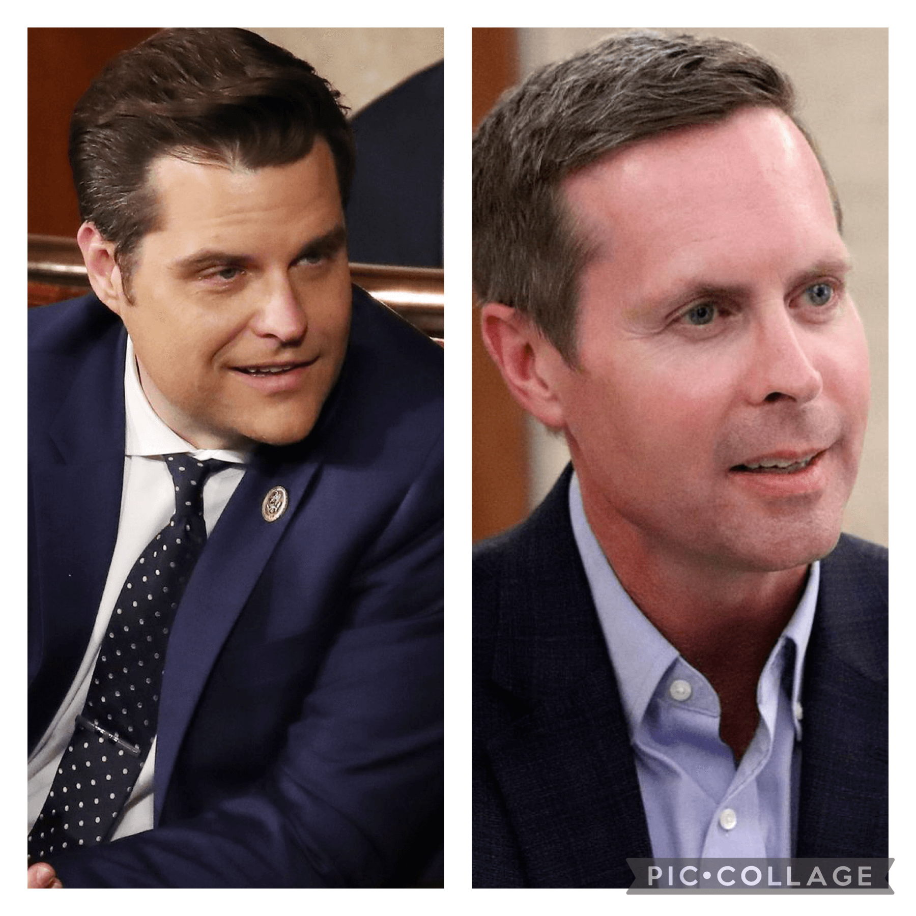Rodney Davis Needs to Return Matt Gaetz Dirty Money