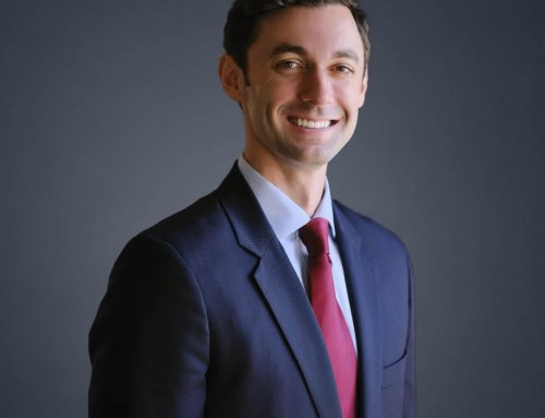 Ossoff to deliver keynote speech at annual County Chairs' Brunch