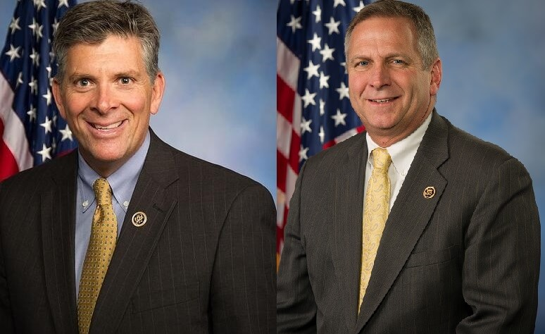 Reps. Bost and LaHood Vote to Keep Taney Bust in the Capitol